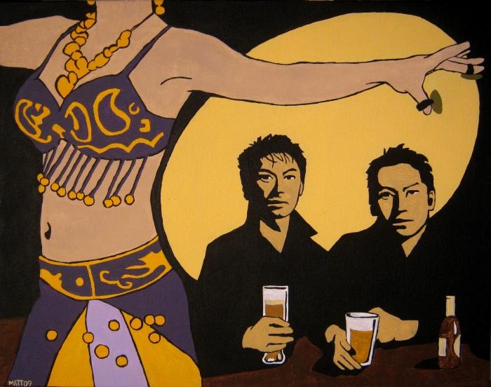 Luna Brothers Nightclub