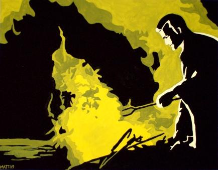 Mack Campfire