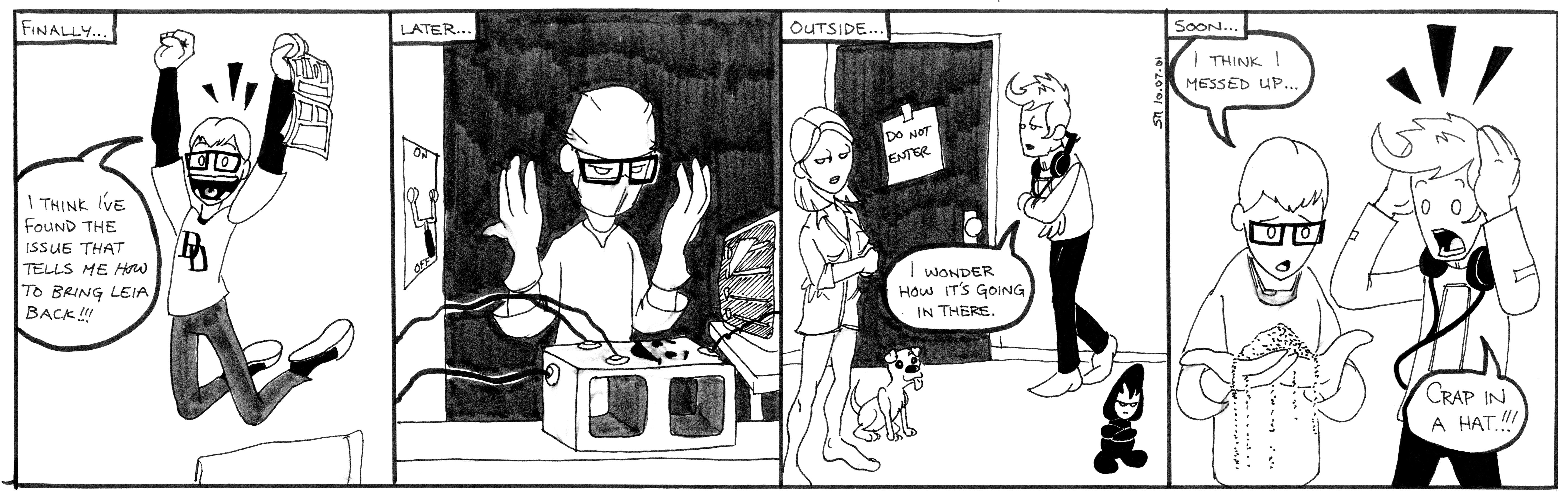 Tartar Sauce Comic 86