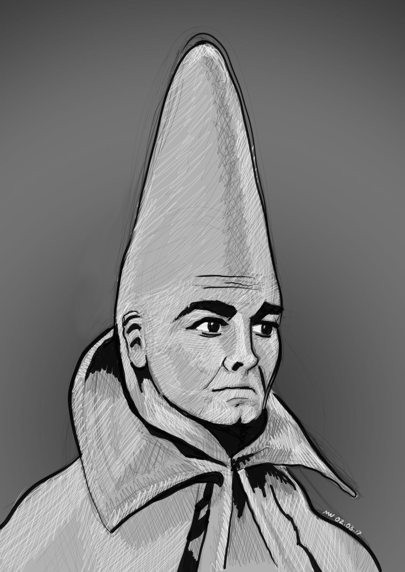 Prymaat Conehead