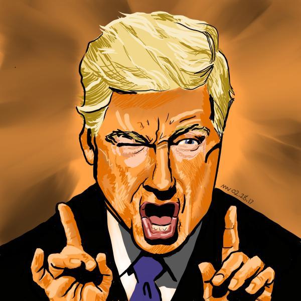 Alec Baldwin Donald Trump