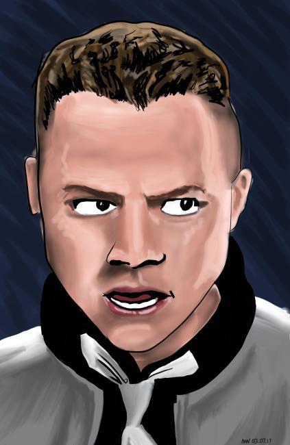 Biff Tannen Back to the Future