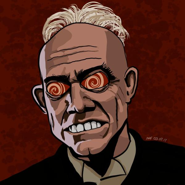 Judge Doom Christopher Lloyd