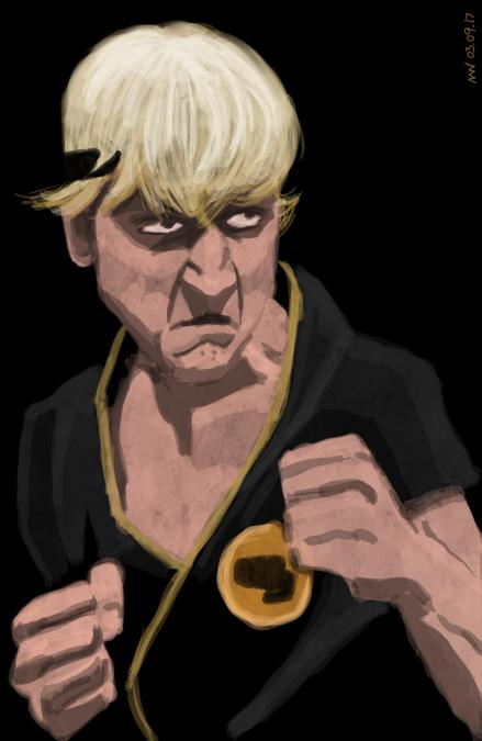 Johnny Lawrence Karate Kid