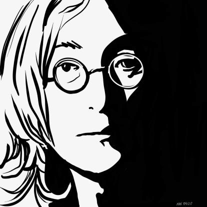 Music Lennon art