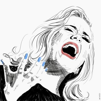 music adele art