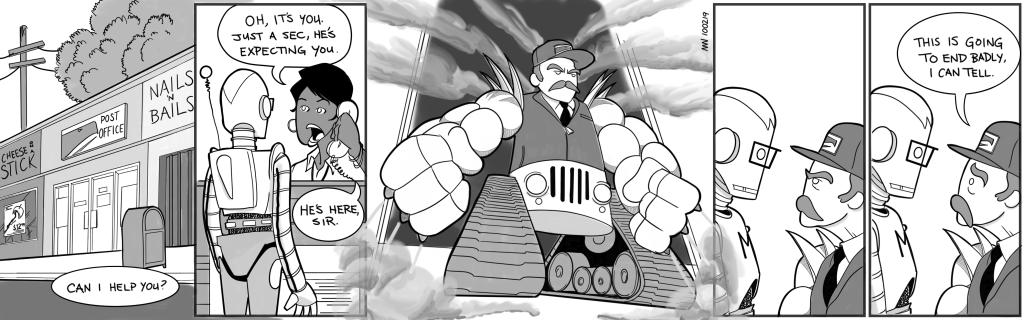 Tartar Sauce comic webcomic