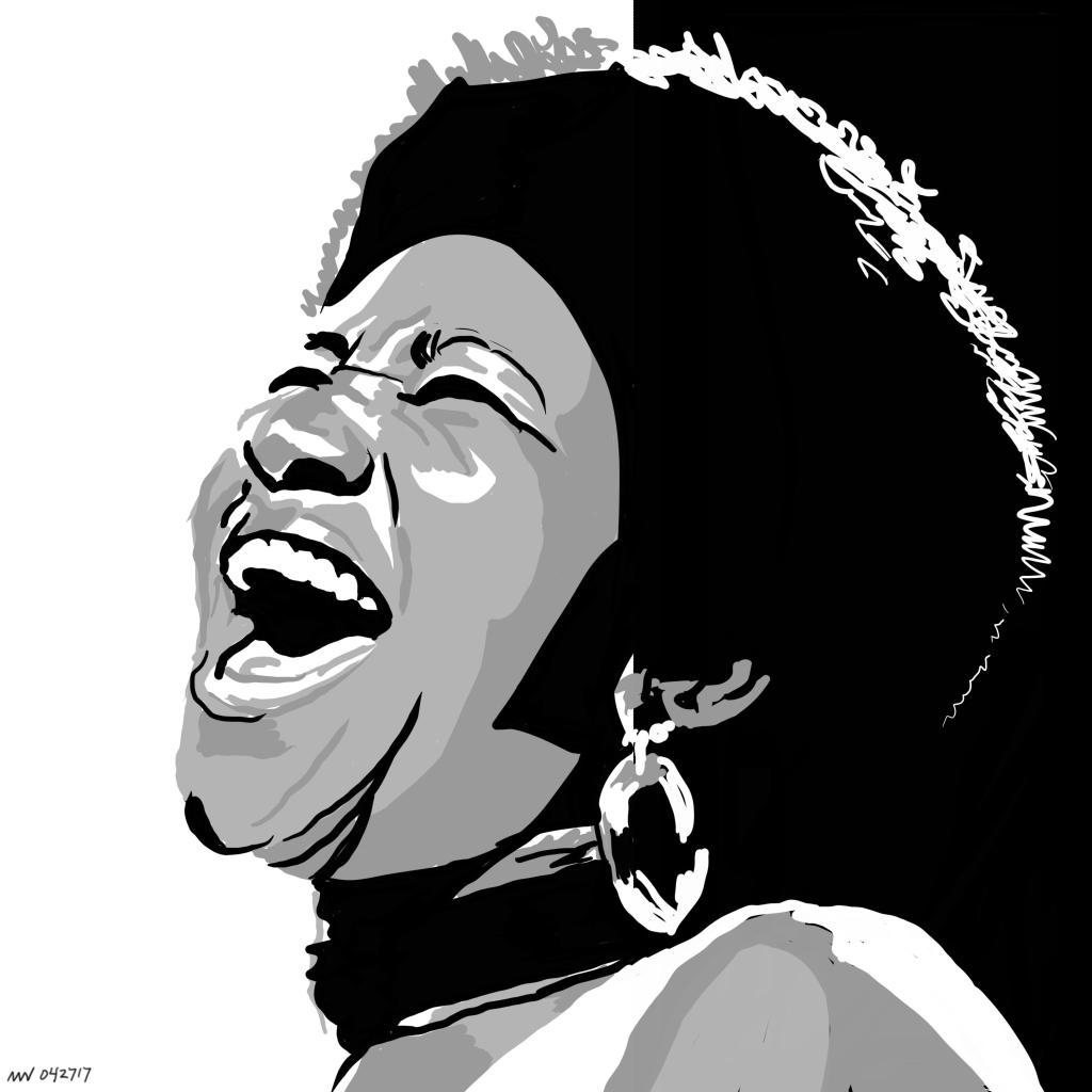 Aretha Franklin musician singer soul