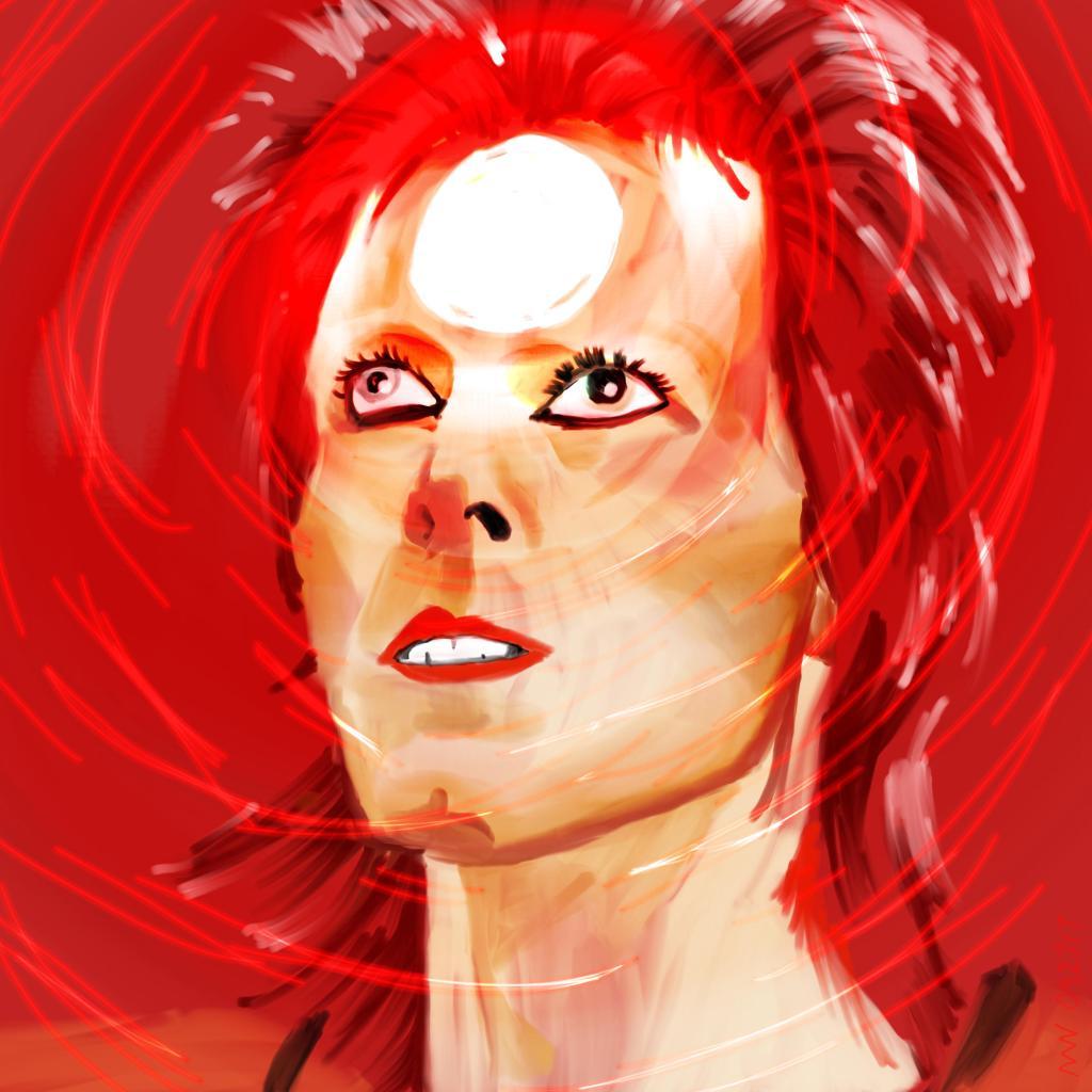 David Bowie musician singer