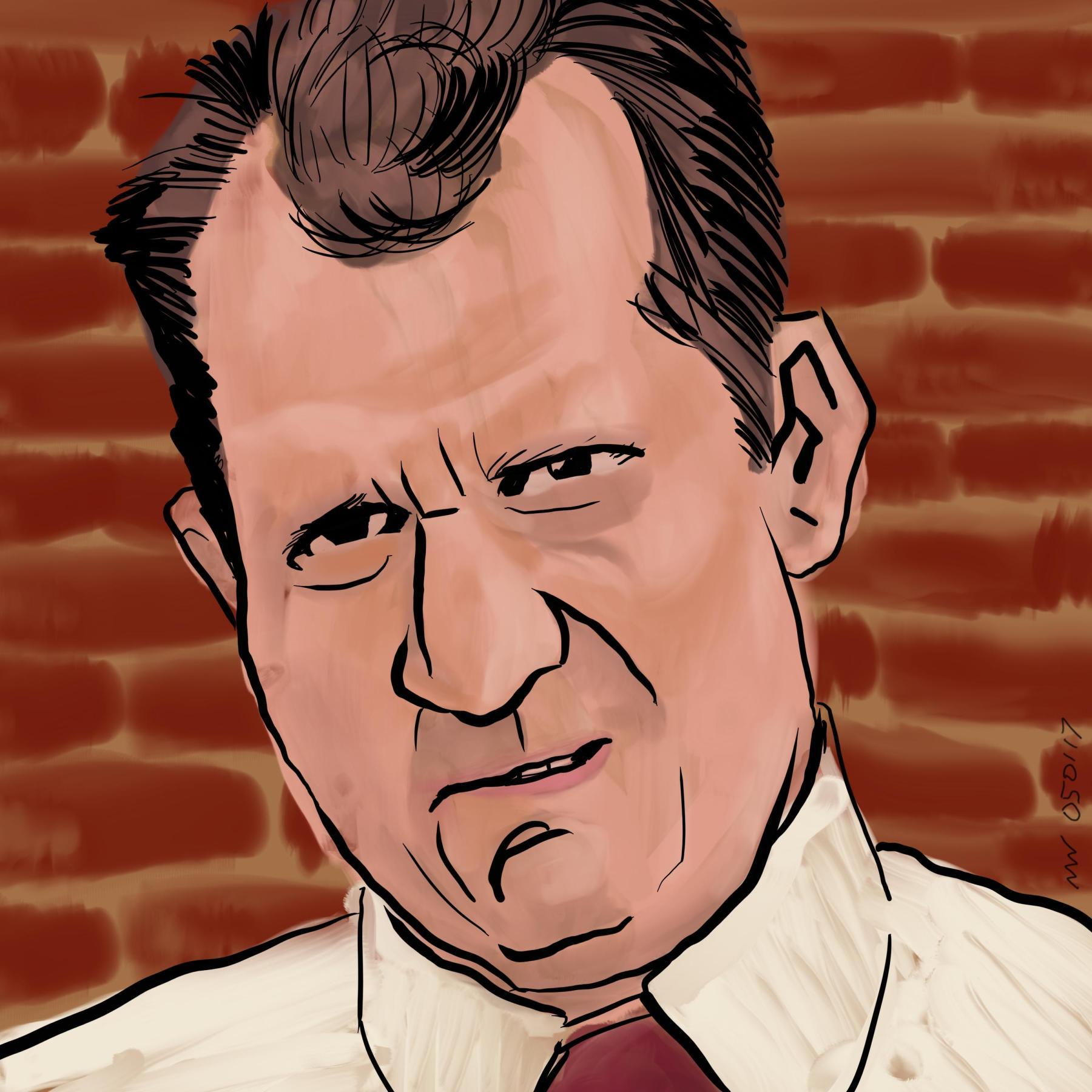 Al Bundy Ed O'Neill tv art
