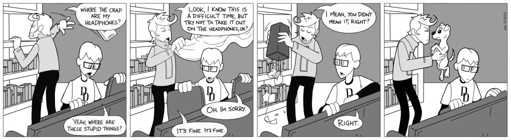 Tartar Sauce comic 168