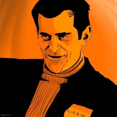 Phil Dunphy Modern Family Portrait