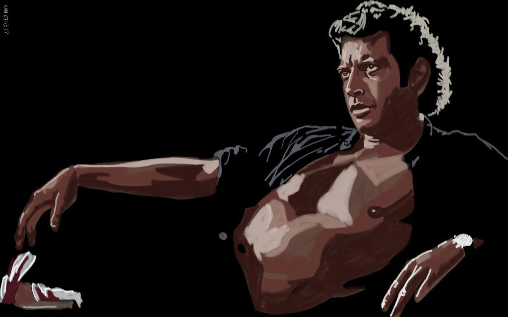 Jurassic Park Jeff Goldblum
