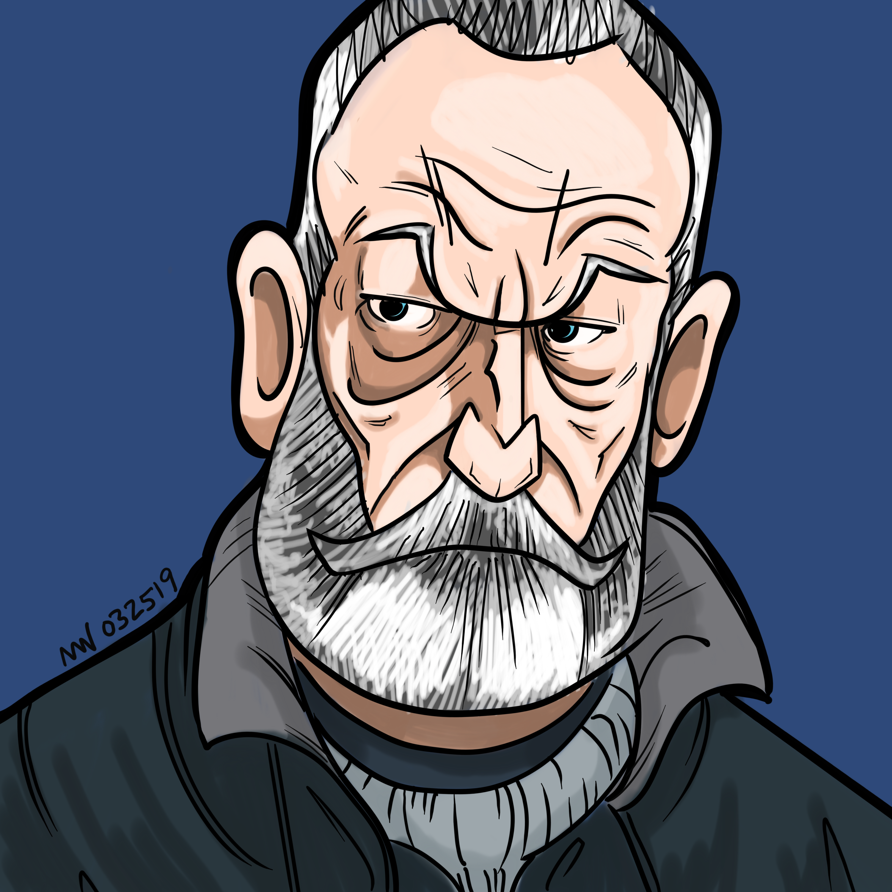 Game of Thrones Davos Seaworth